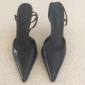 White House Black market heels - size 8.5